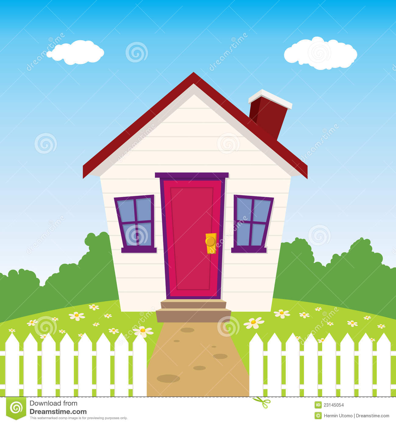 Nice House Stock Images - Image: 23145054