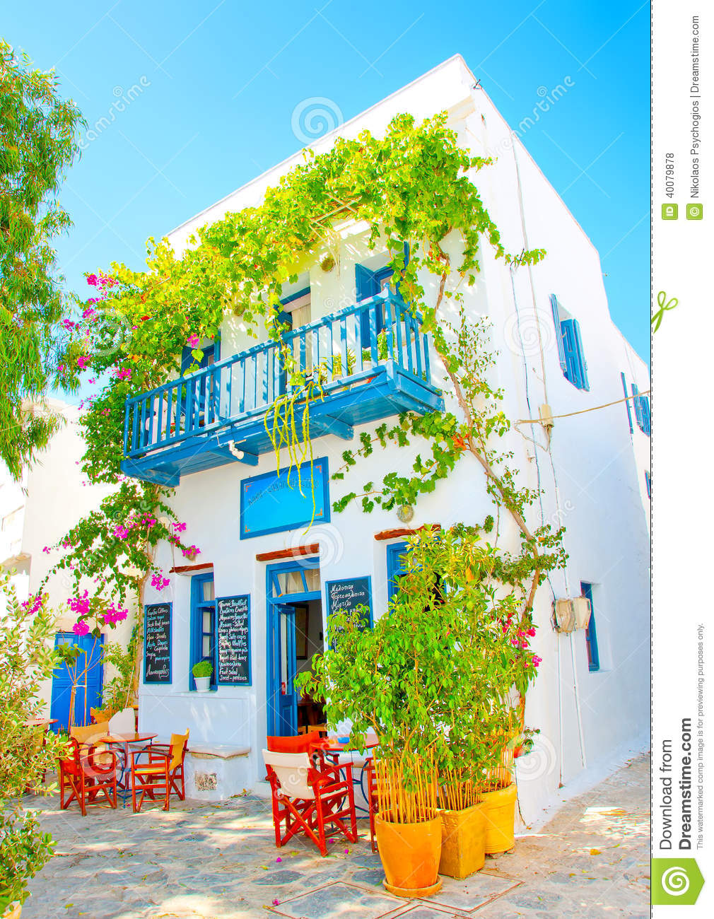 Old beautiful traditional house in chora the capital of amorgos island - Amorgos Beautiful Greece House Island Old Traditional