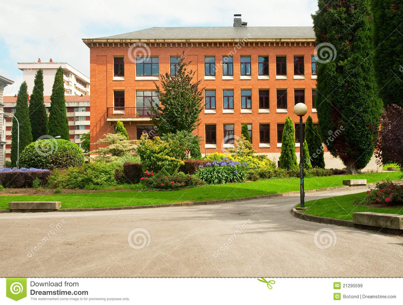 Nice houses royalty free stock images image 21290599 for Nice house images