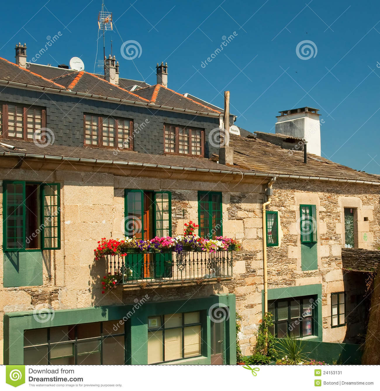 Nice houses stock image image 24153131 for Nice house photo