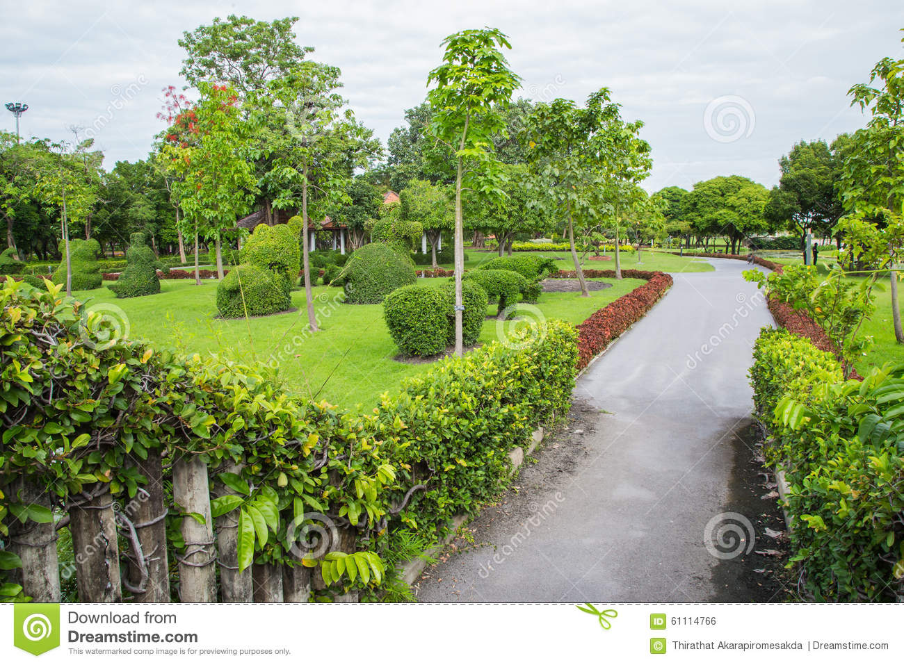 Nice Landscape Stock Photo Image 61114766