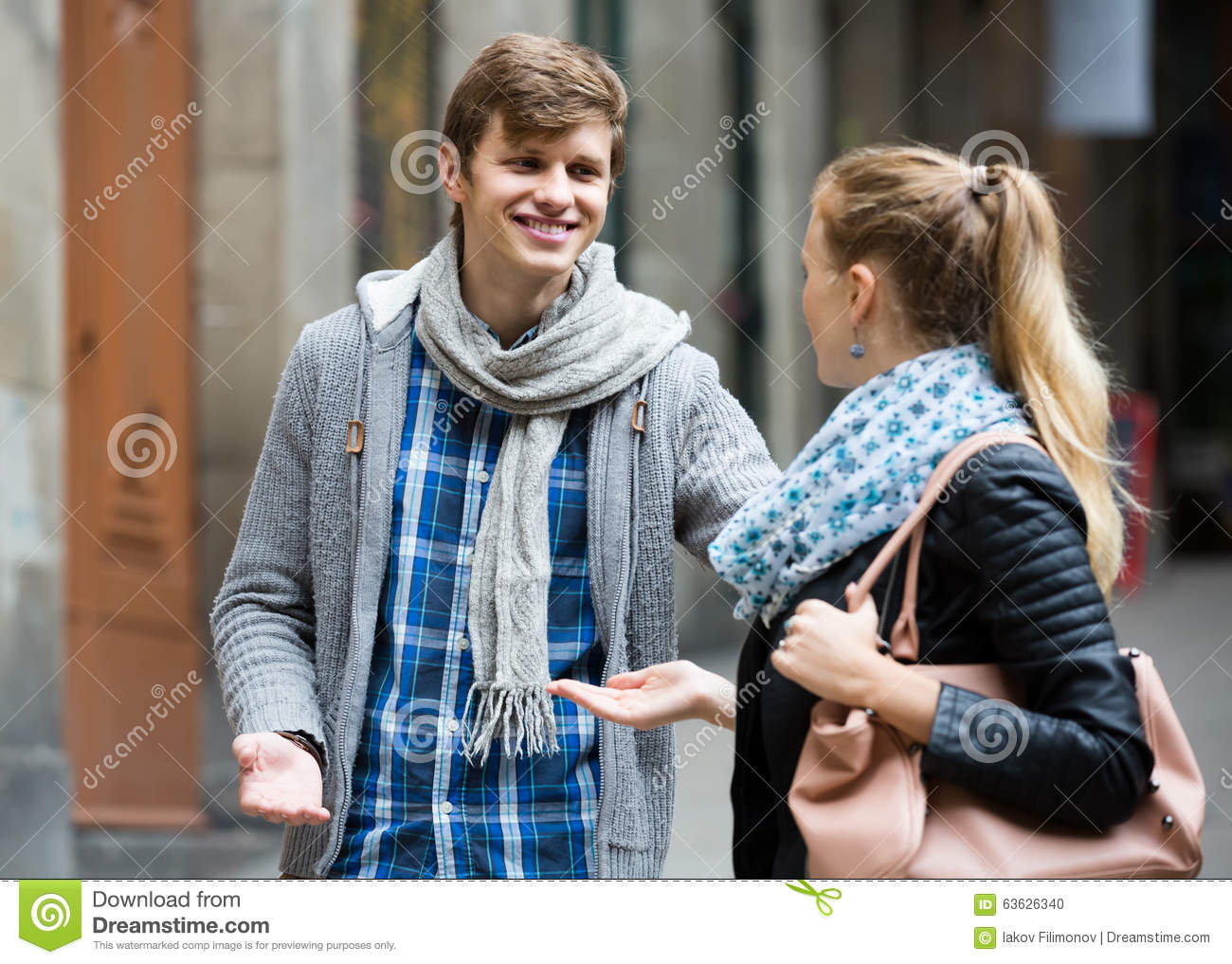 Dating a girl who looks more masculine