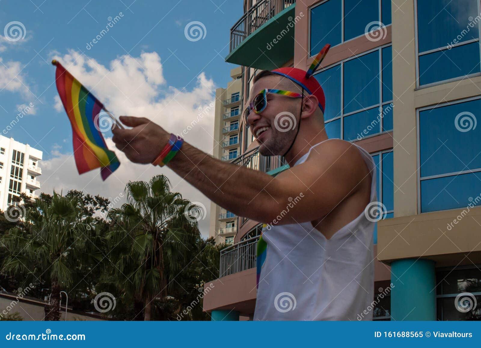 man orlando Gay