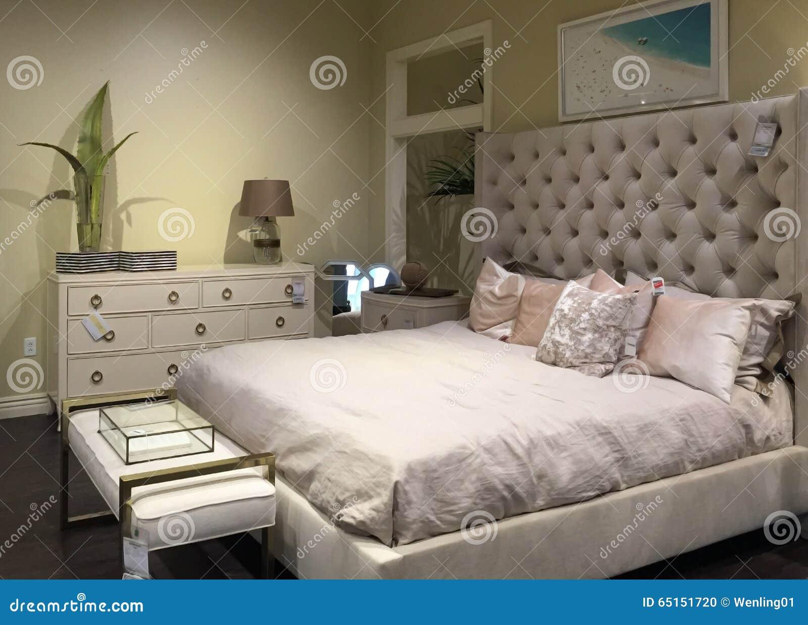 Selling Bedroom Furniture Nice Modern Bedroom Furniture Selling Editorial Image Image