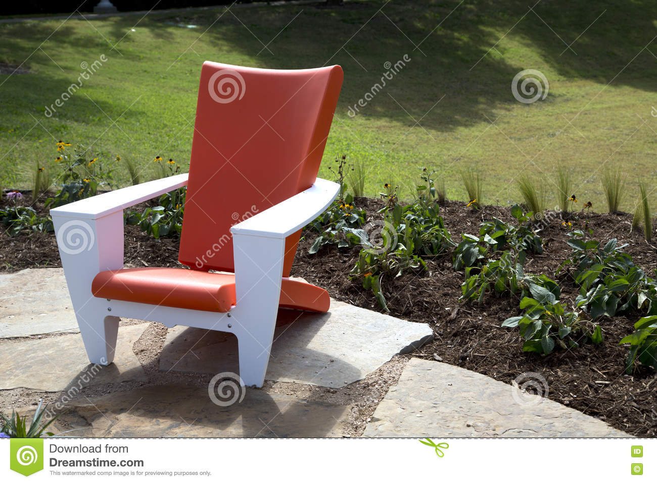 Marvelous A Nice Modern Design Chair Outside Stock Image Image Of Bralicious Painted Fabric Chair Ideas Braliciousco