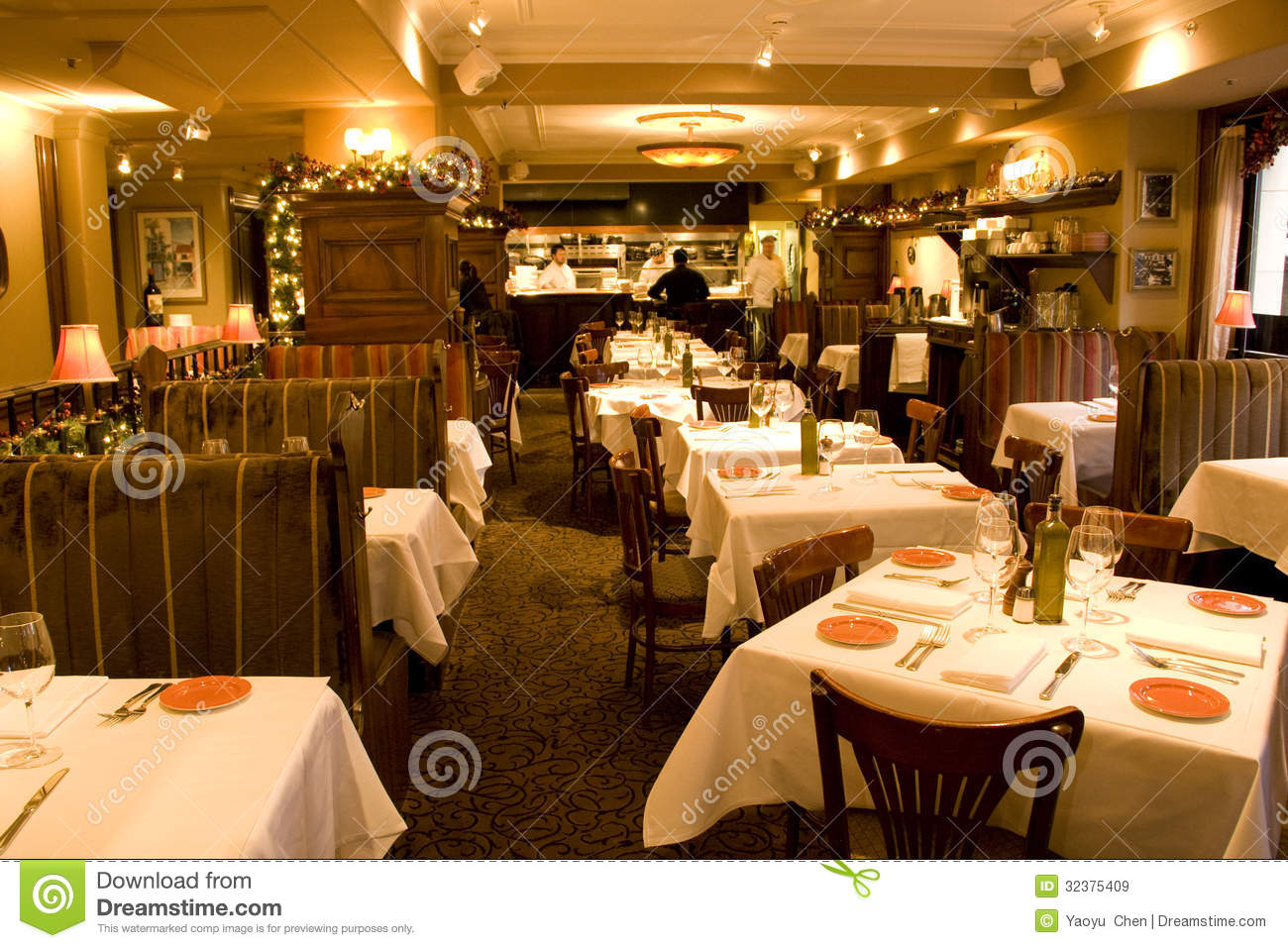 Nice old restaurant editorial stock image of neat