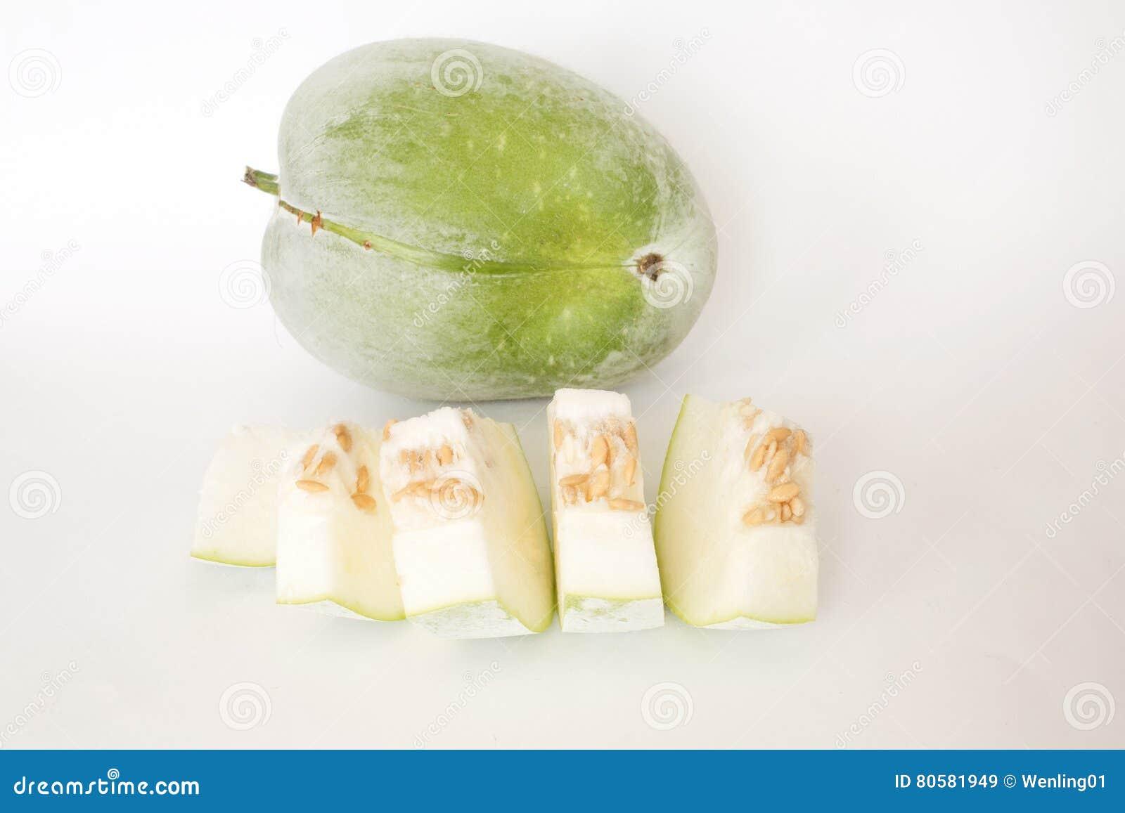 Nice organic winter melon