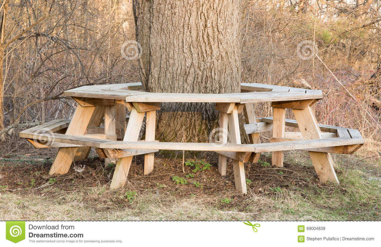 Nature Picnic Table ...