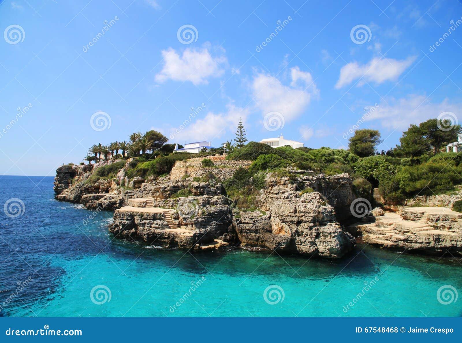 Nice Sea Place Stock Photo. Image Of Paradise, Nature