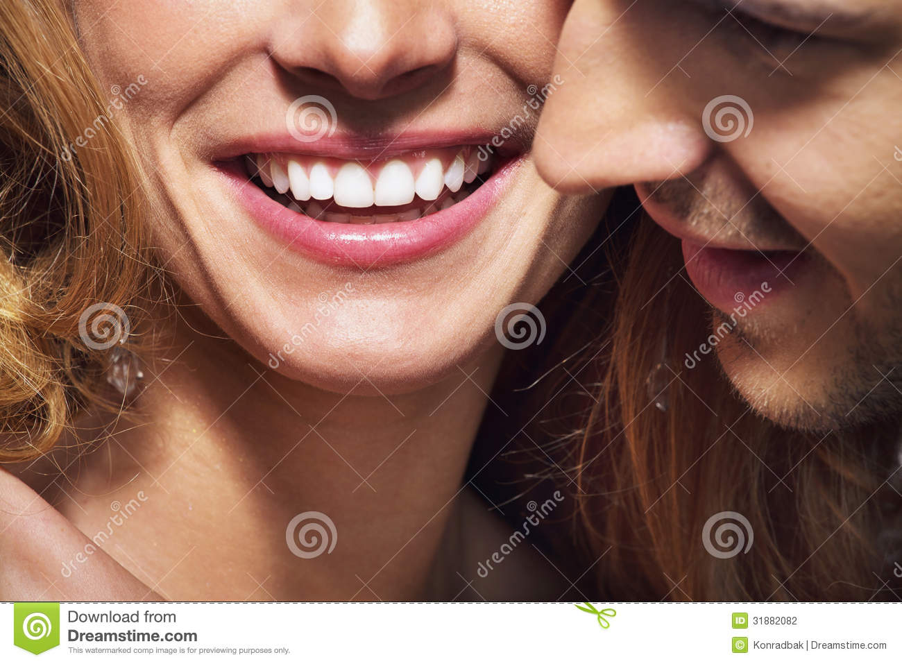 Nice Shoot Of Great Smile And White Teeth Stock Photography Image 31882082