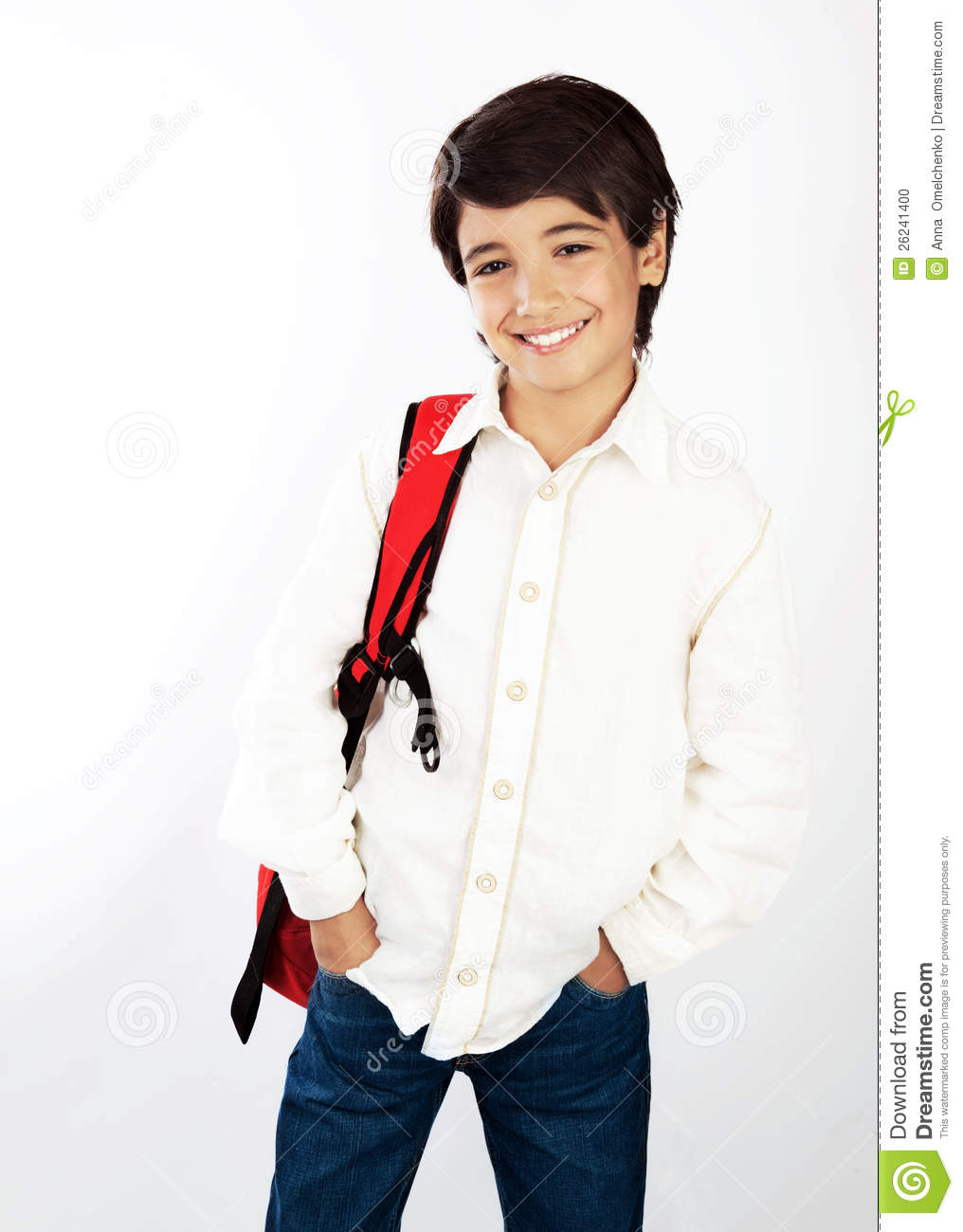 Https Www Dreamstime Com Stock Photo Nice Smiling School Boy Image26241400