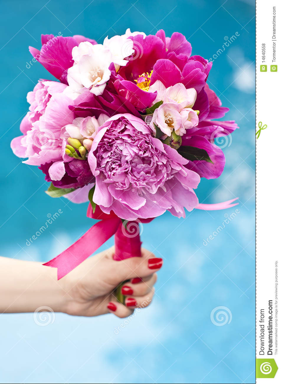 nice spring flower bouquet stock photo image of beautiful