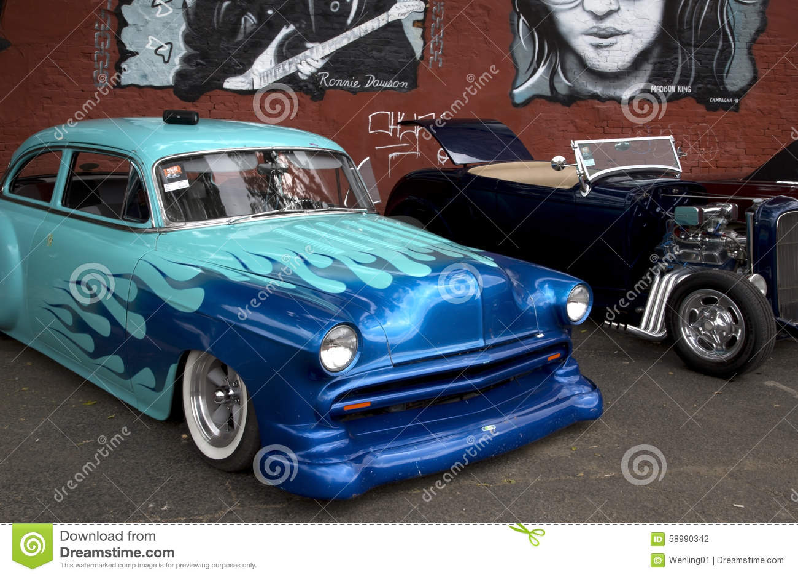 Nice Vintage Car Show In Dallas Editorial Photography Image Of - Car show dallas