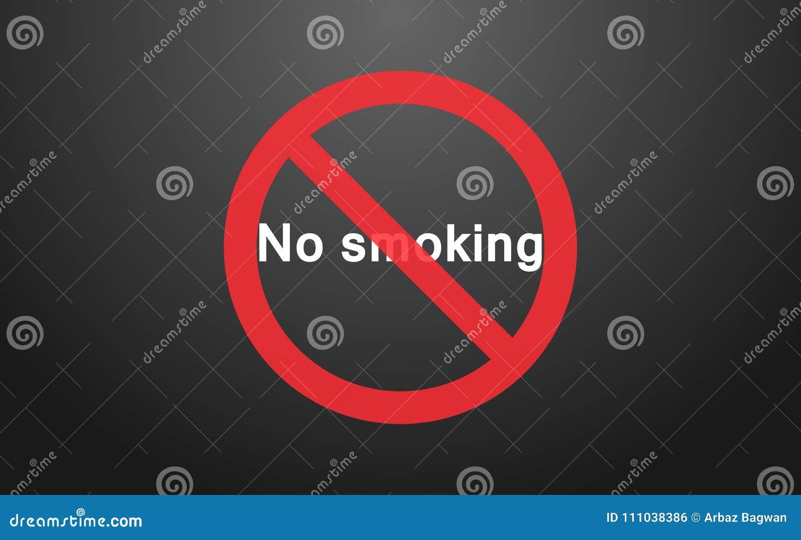 Nichtraucherzigarettenhöchste alarmstufe