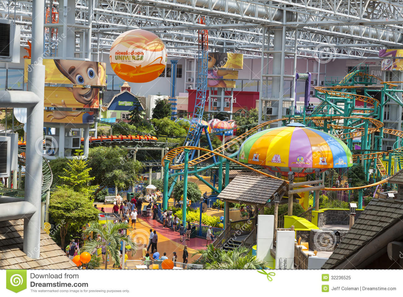 Bloomington (MN) United States  city photos : nickelodeon universe mall america bloomington mn o july july minnesota ...