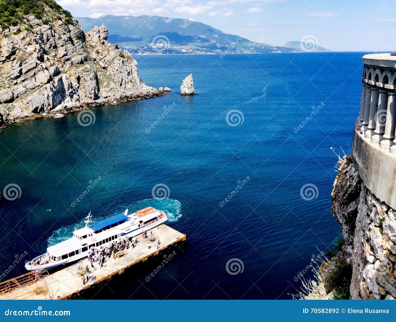 Nido dei sorsi in Jalta