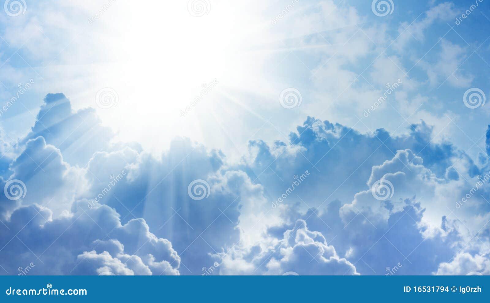 Nieba światło