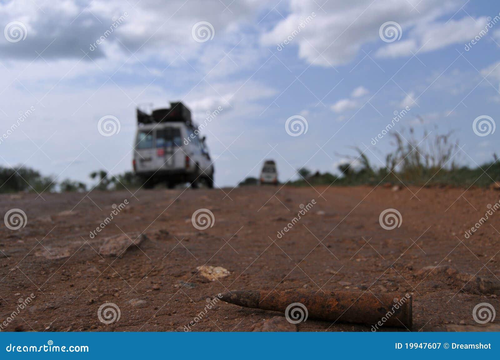 Niebezpieczeństwo droga