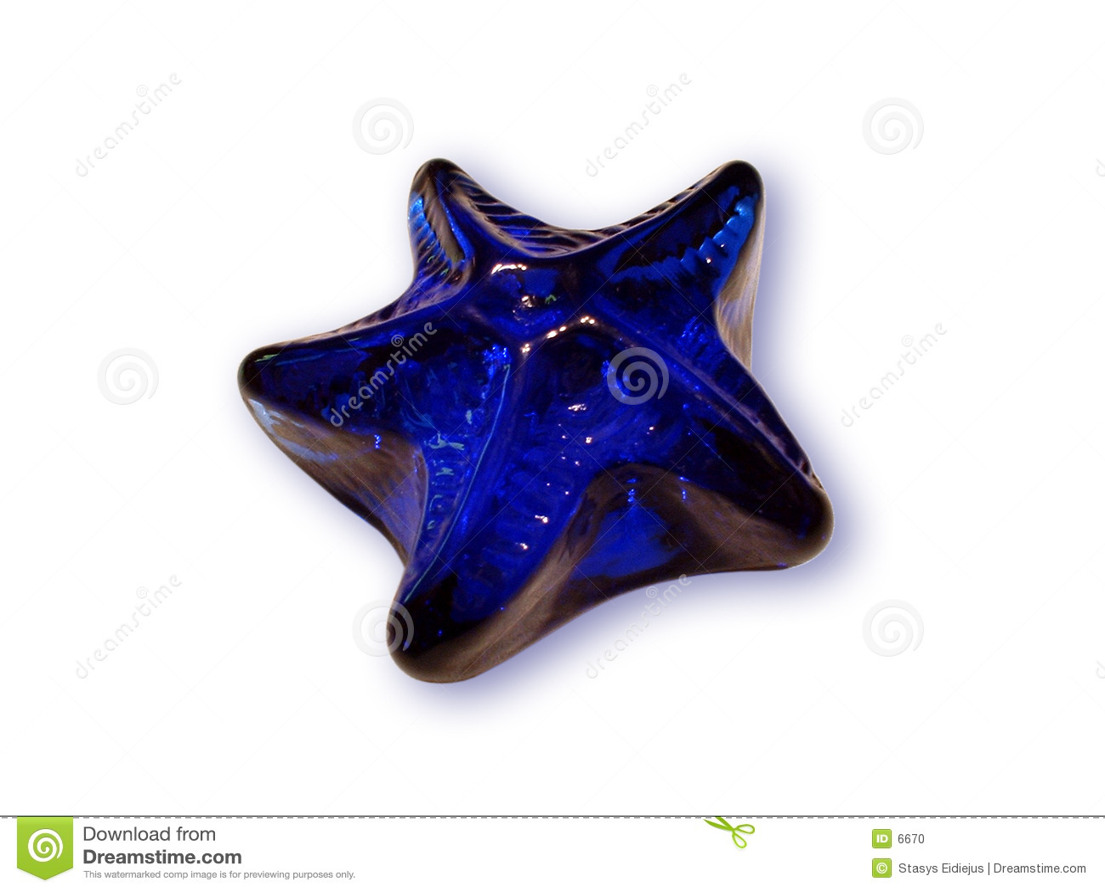 Niebieska gwiazda