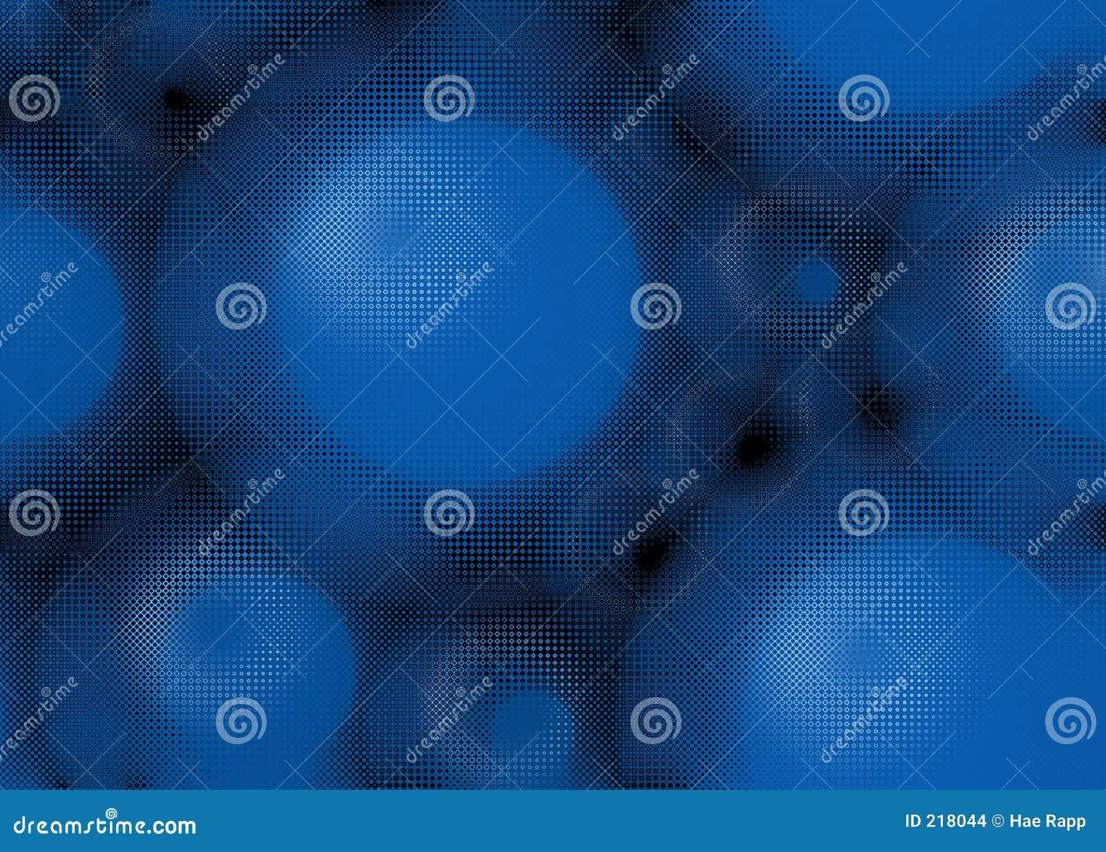 Niebieska tła