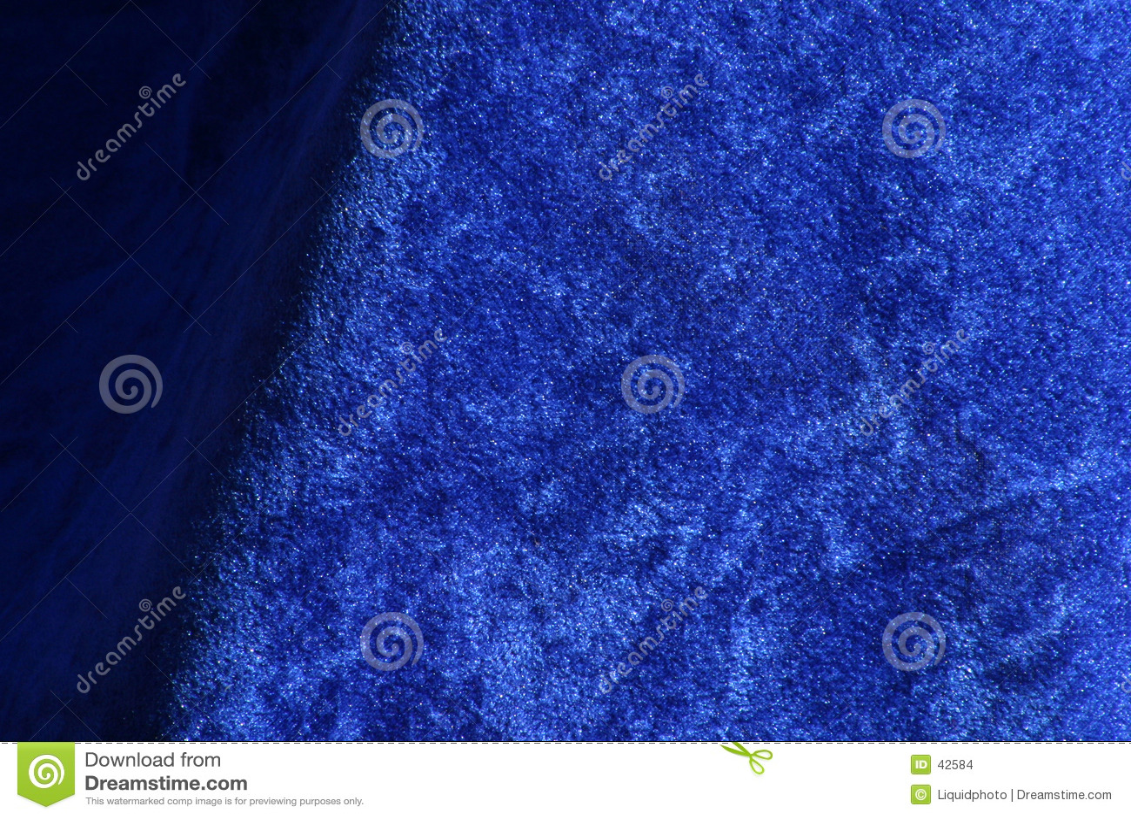 Niebieska tkaniny konsystencja