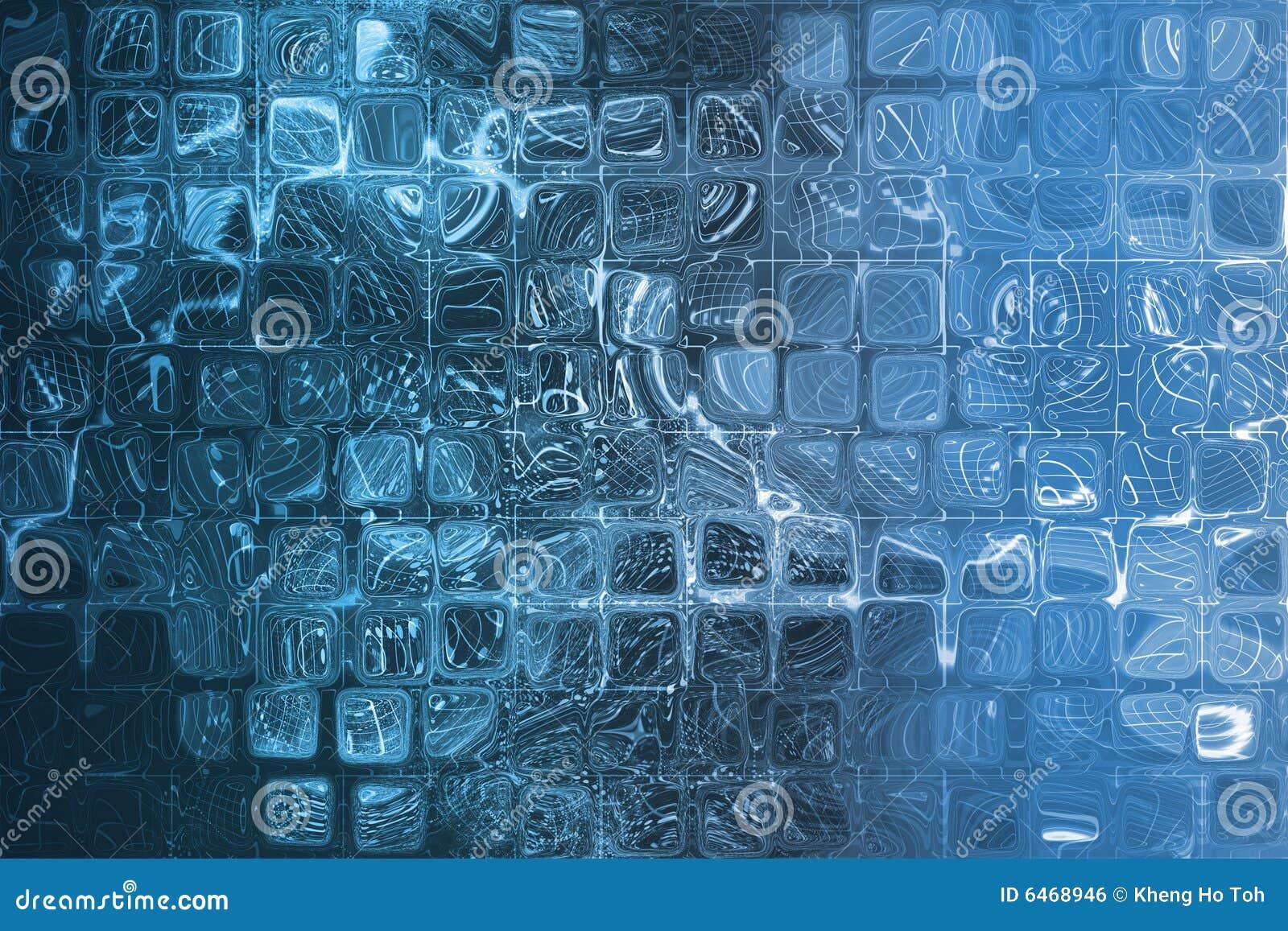 Niebieski abstrakcyjne korporacyjny internetu sieci danych