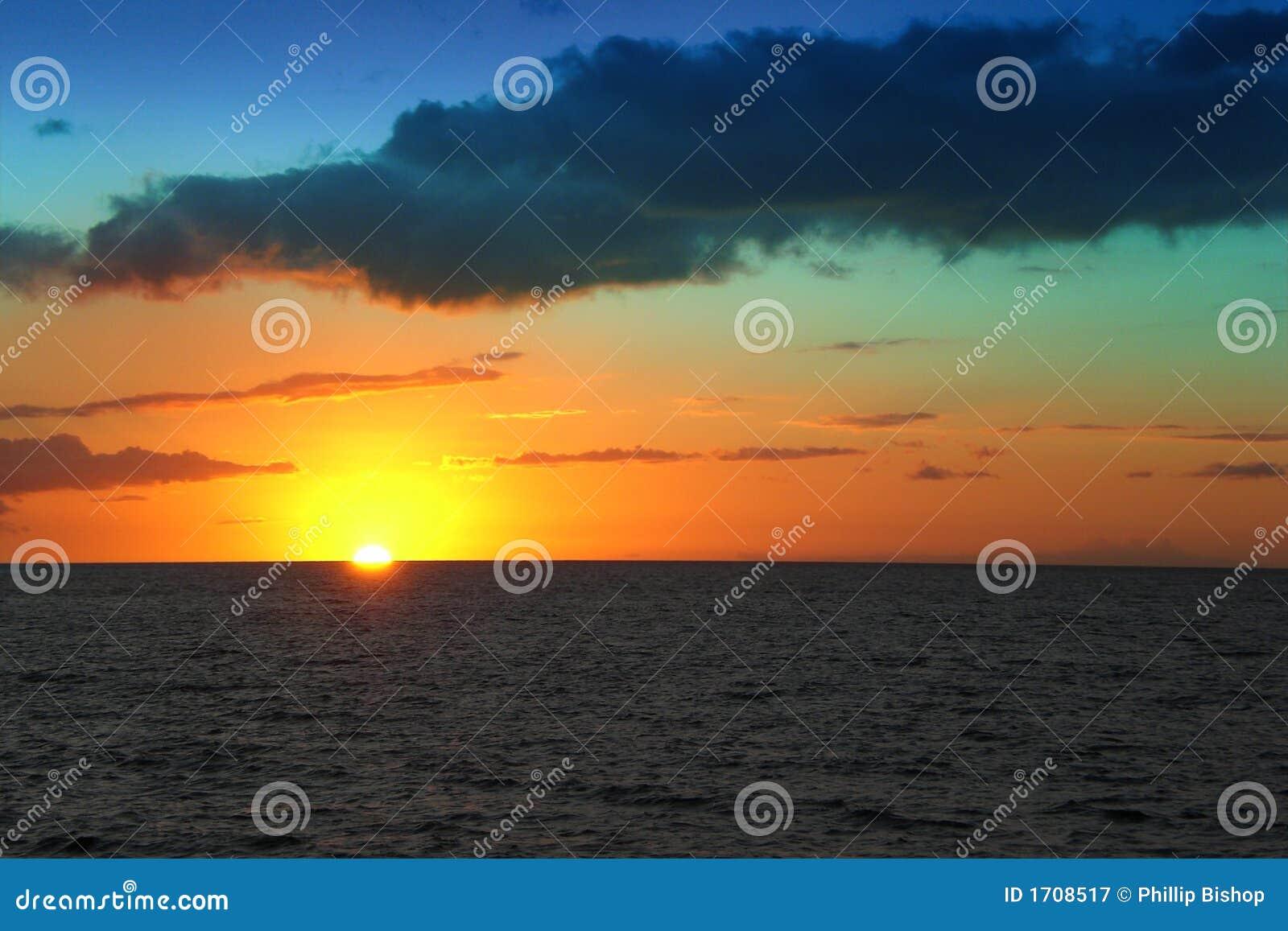 Niebieski słońca