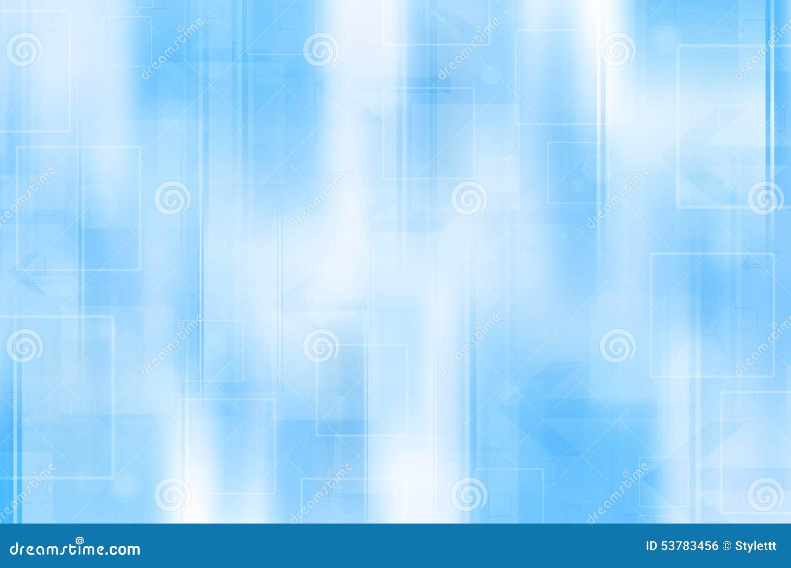 Niebieski tła abstrakcyjna technologii