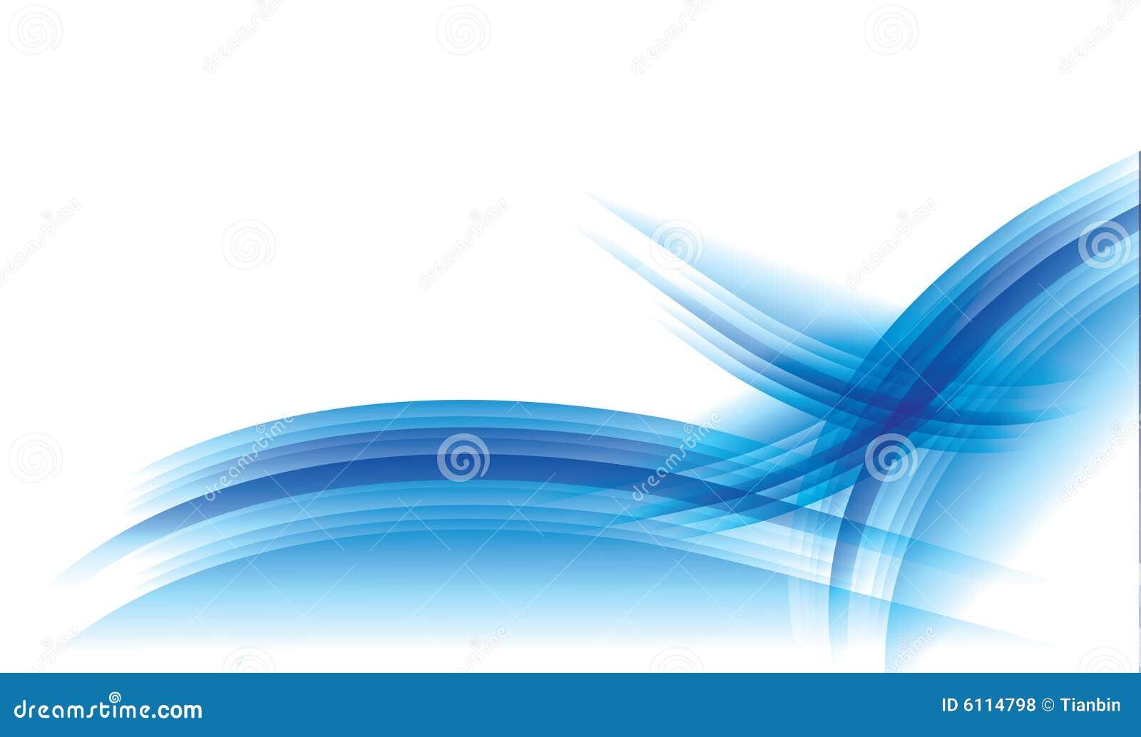 Niebieski tła energii