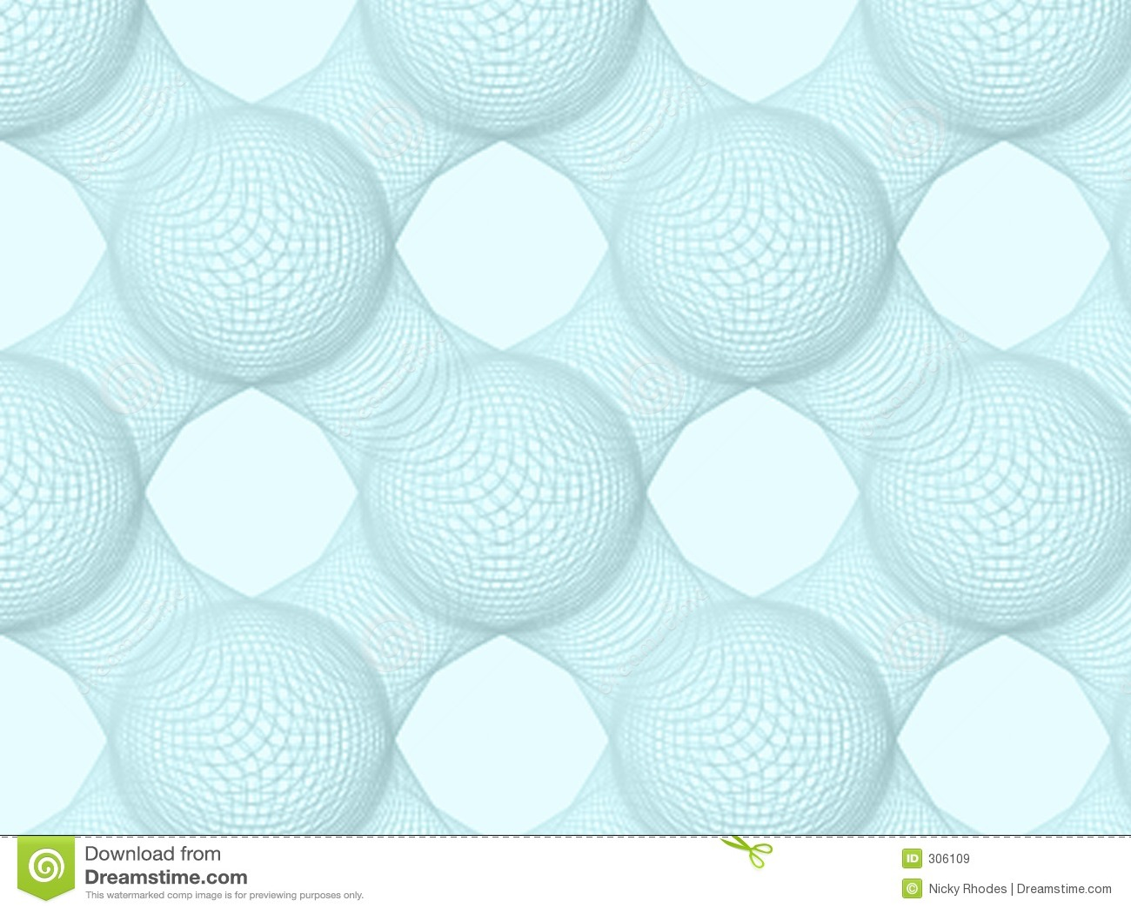 Niebieskie bąbelki