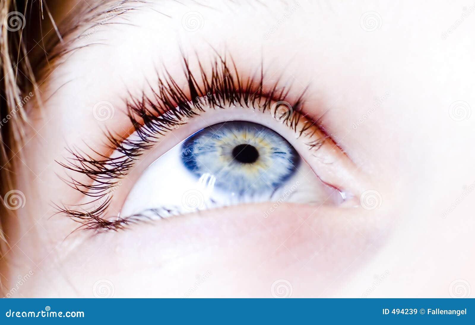 Niebieskie oko