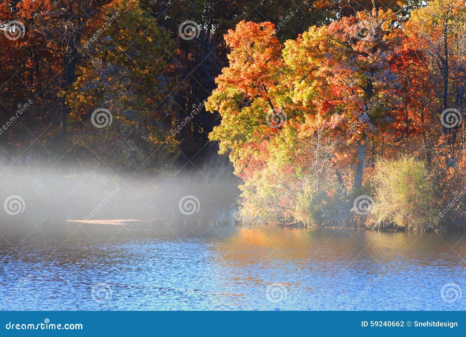 Download Niebla de la mañana foto de archivo. Imagen de alto, kent - 59240662