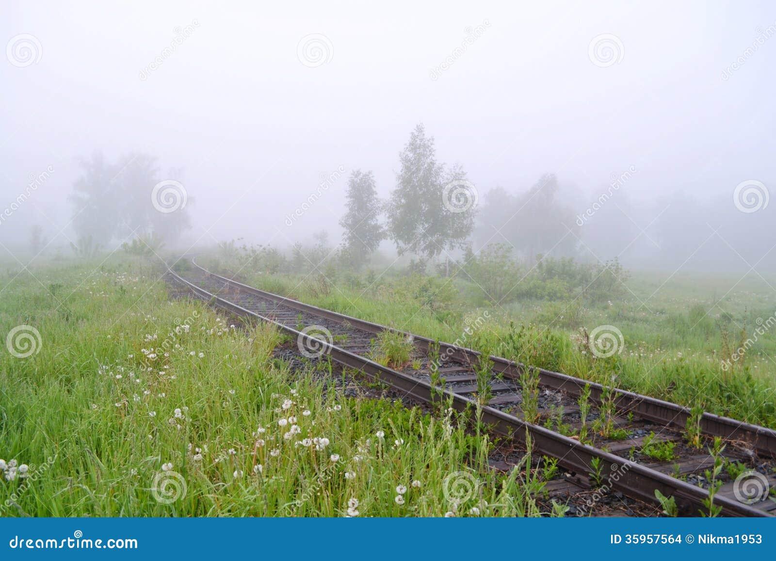Nieblas de la primavera