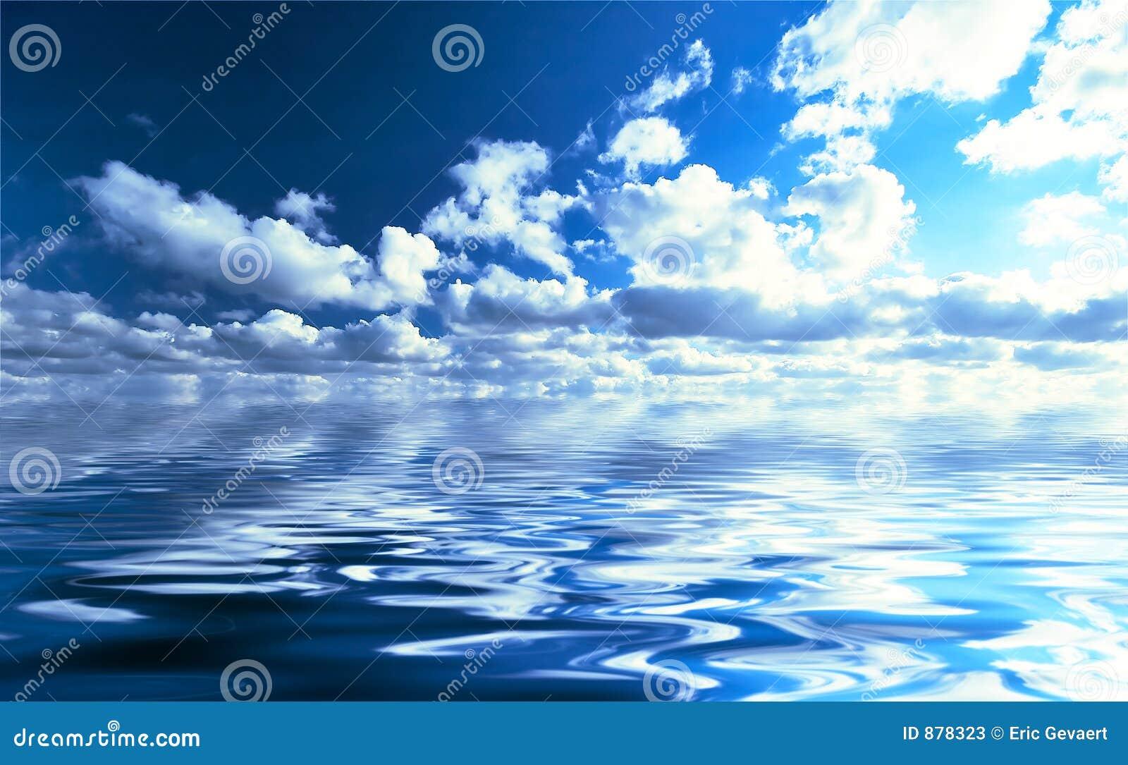 Niebo wody