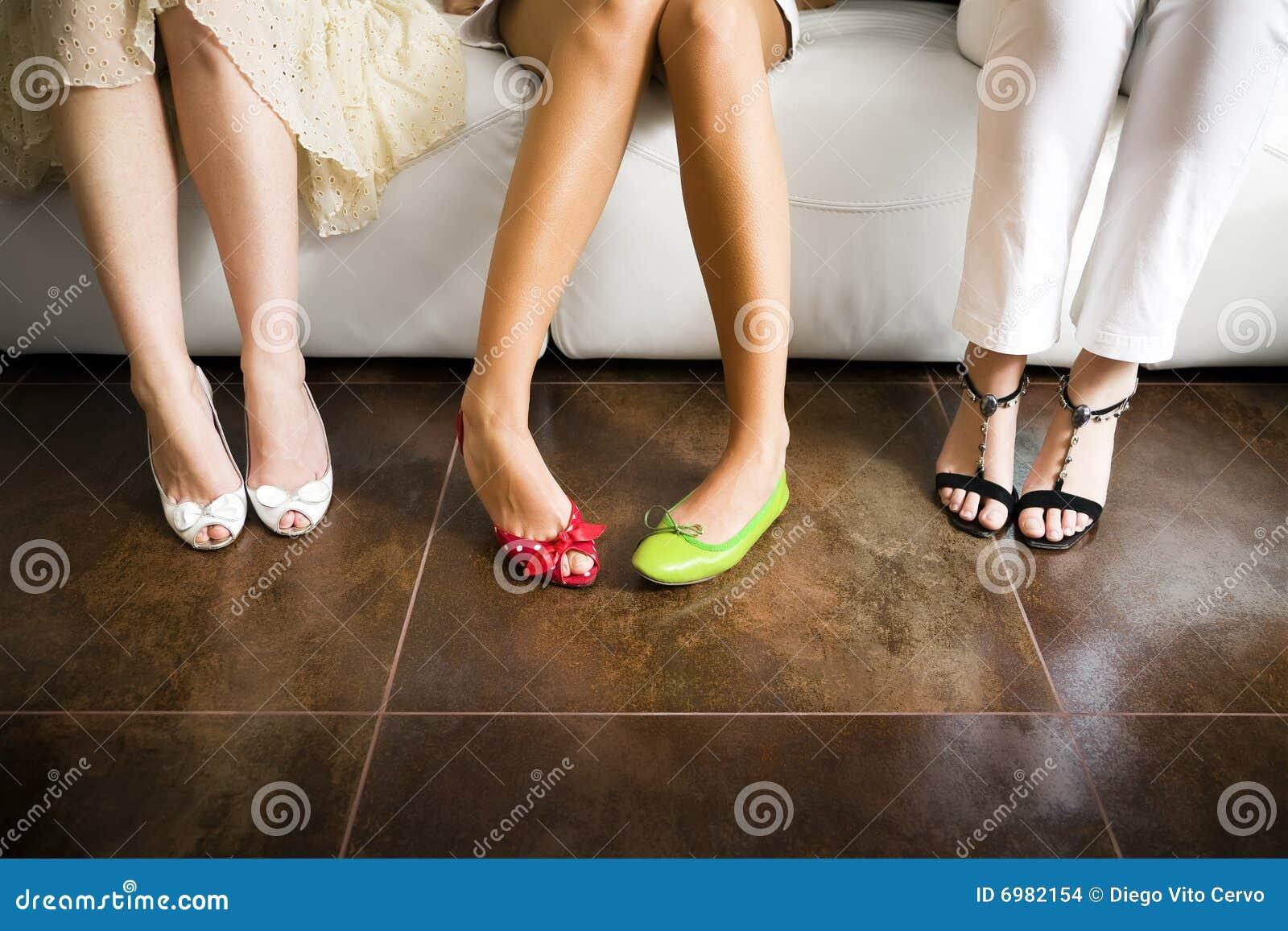 Niedopasowani buty