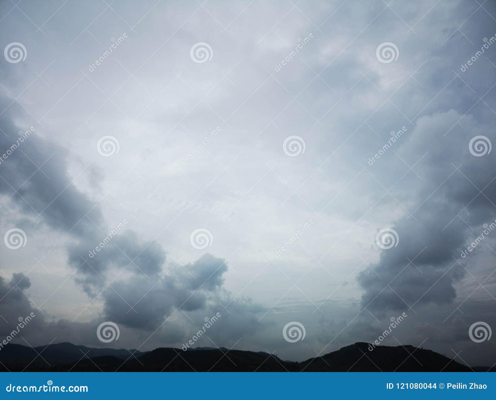 Niektóre chmury są spławowe od góry