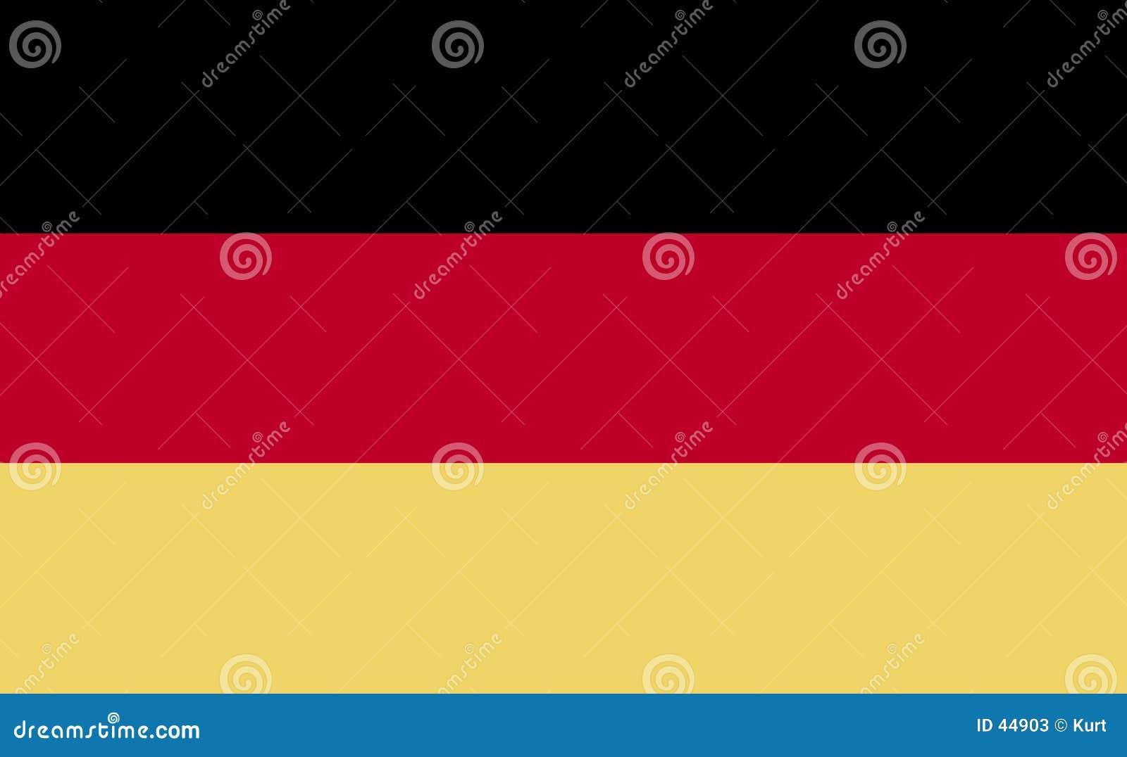 Niemcy bandery