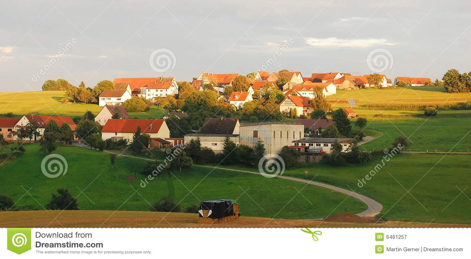 Niemiecka wioski