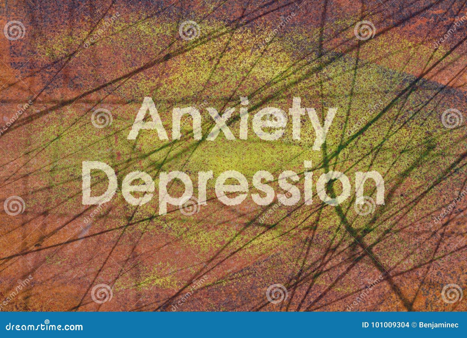 Niepokój i depresja