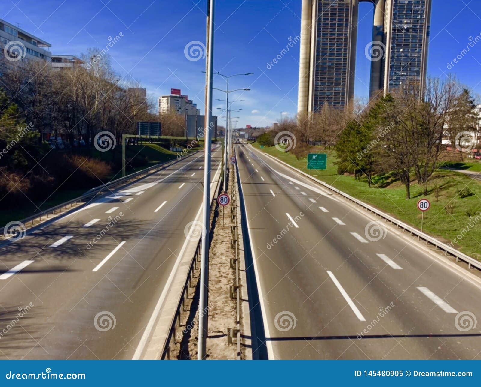 Niepopularna autostrada