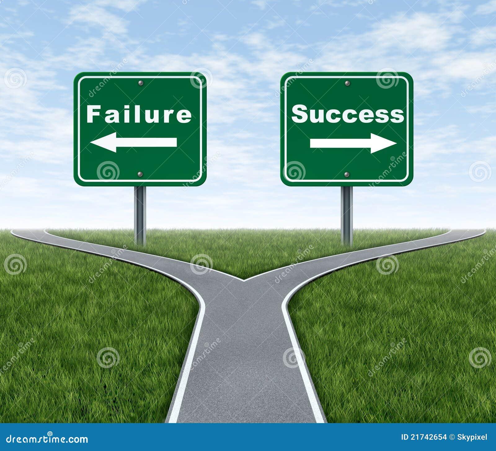 Niepowodzenie sukces
