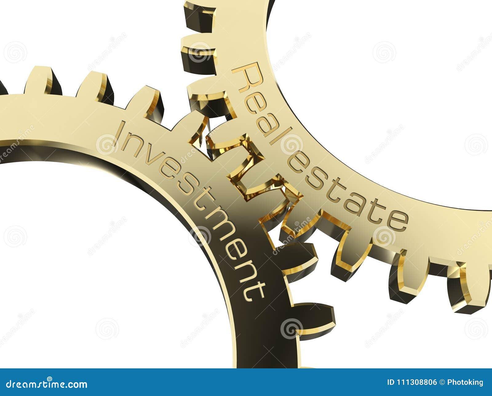 Nieruchomości inwestycja na gearwheels