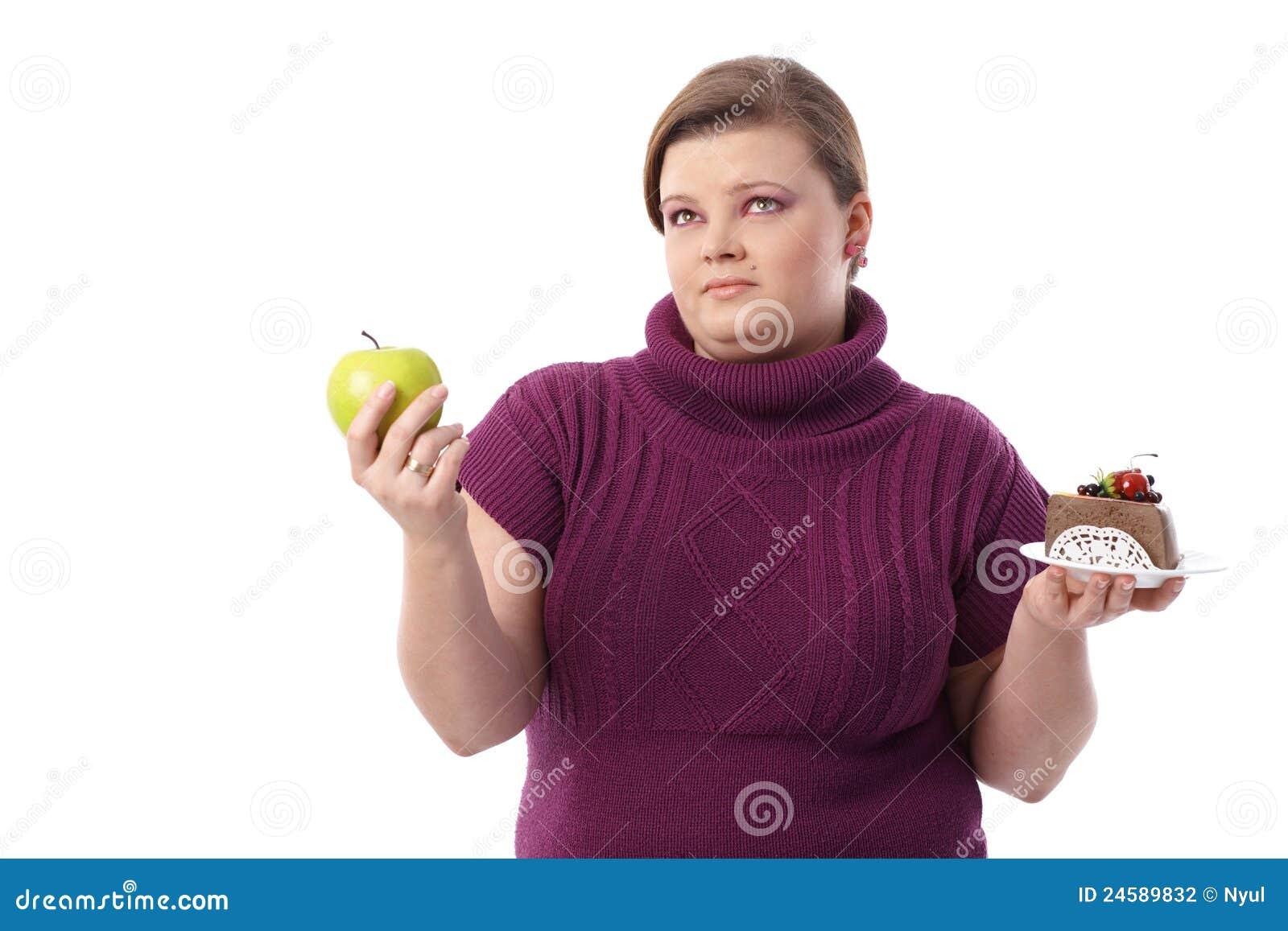 Of niet het op dieet zijn