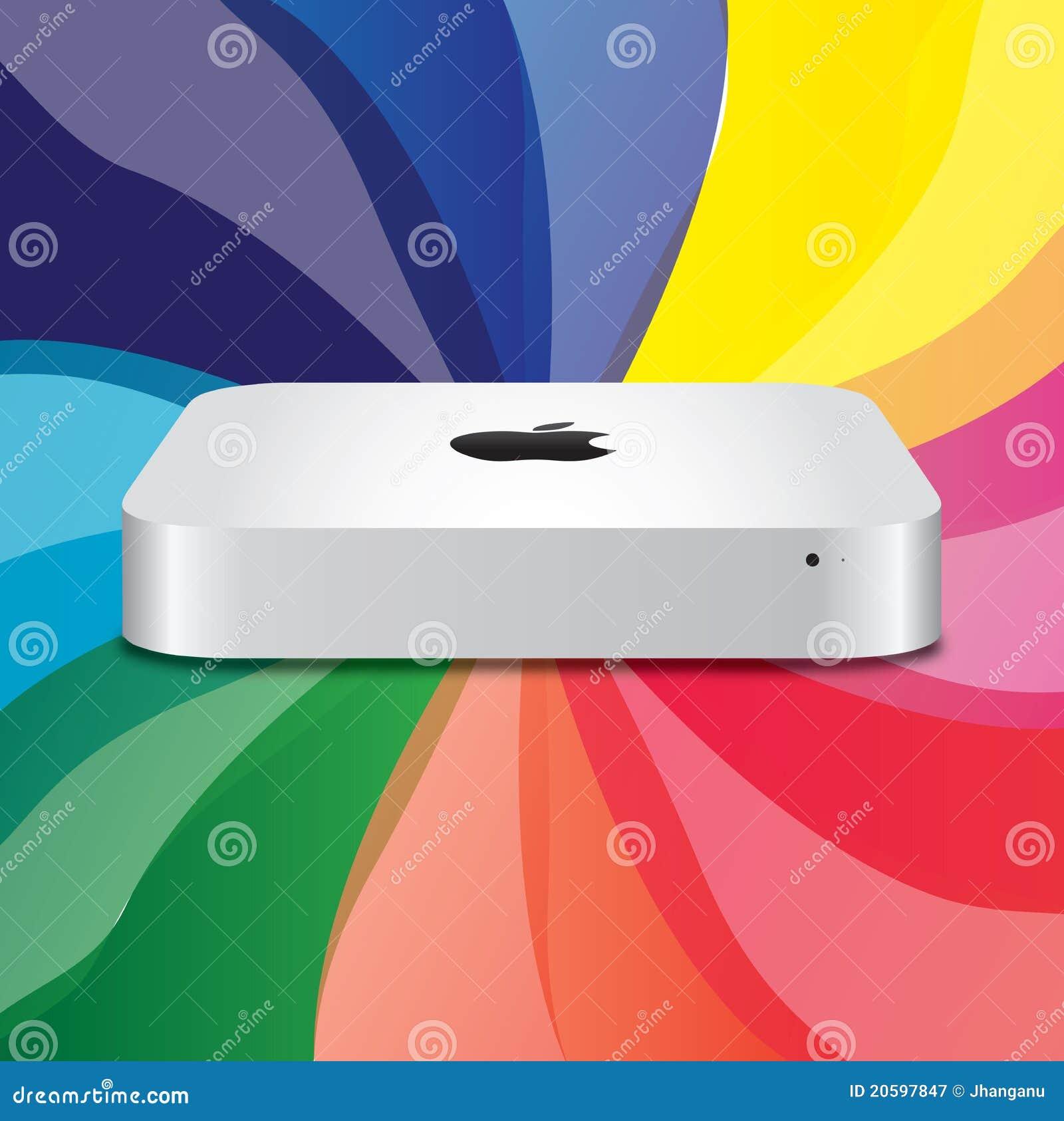 Nieuw Apple Mac MiniUnibody