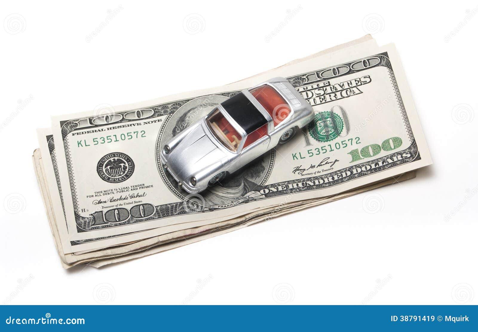 Nieuw autogeld