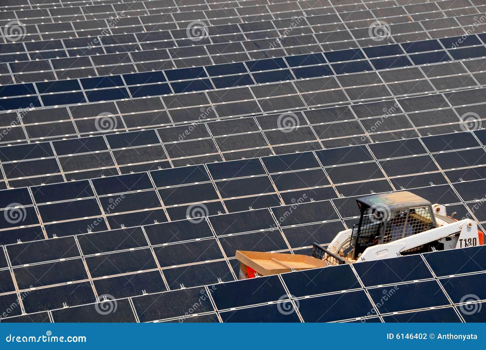Nieuw Landbouwbedrijf 2 van de Zonne-energie