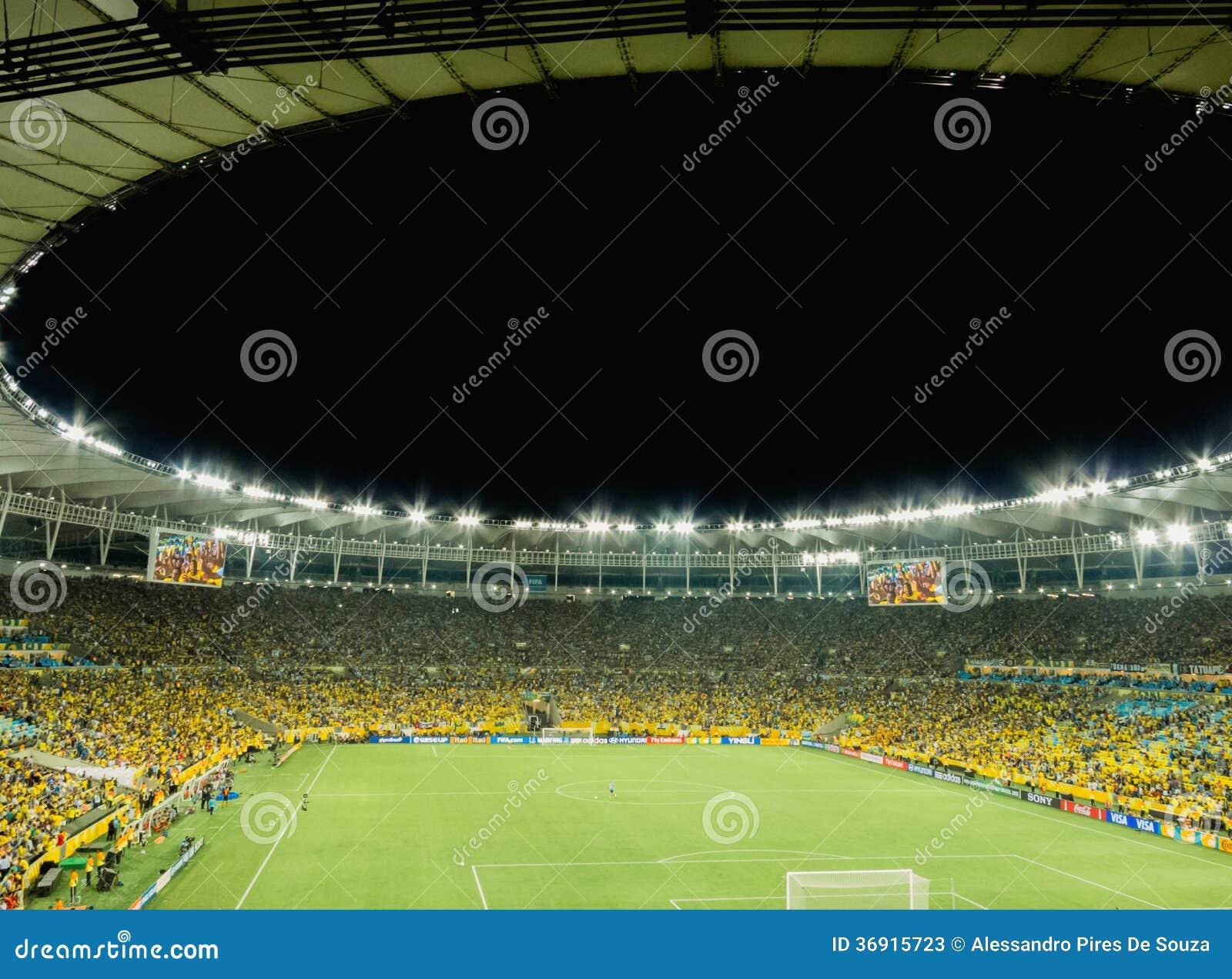 Nieuw Maracana-Stadion voor Wereldbeker 2014