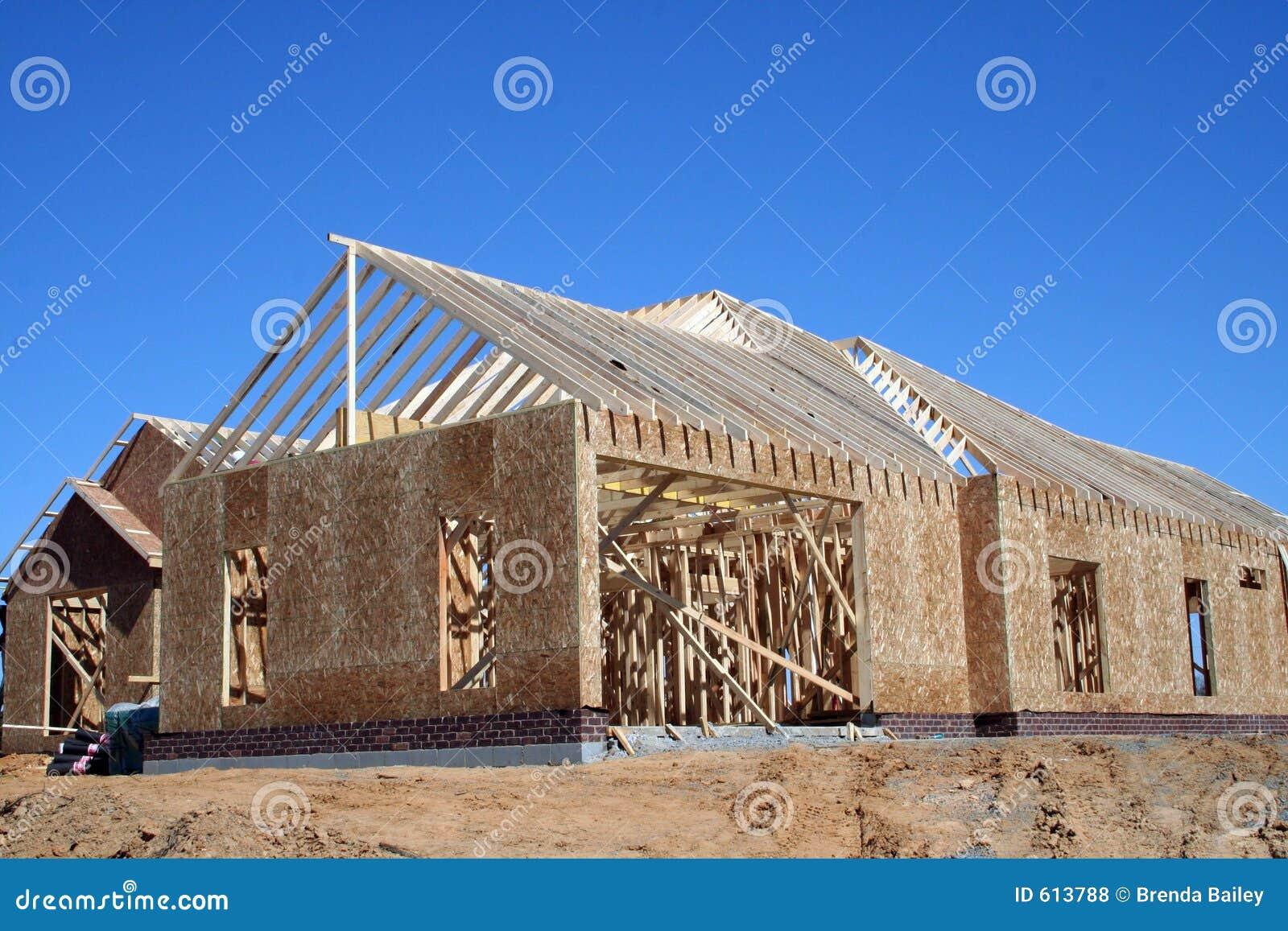 Nieuwe bouw