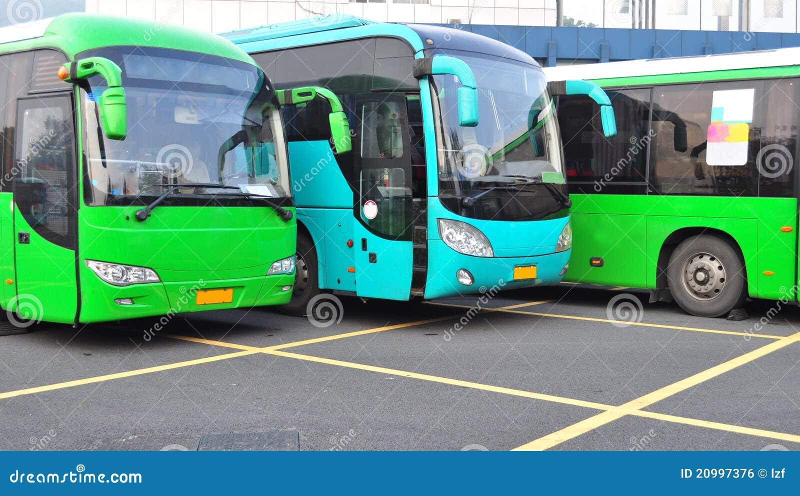 Nieuwe bussen