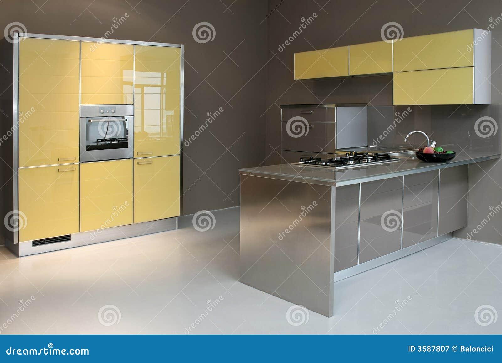 Nieuwe keuken stock afbeelding afbeelding bestaande uit eating 3587807 - Nieuwe keuken ...
